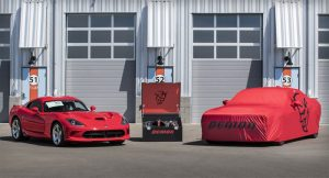 Last Dodge Demon and Viper Head to Auction as a Pair