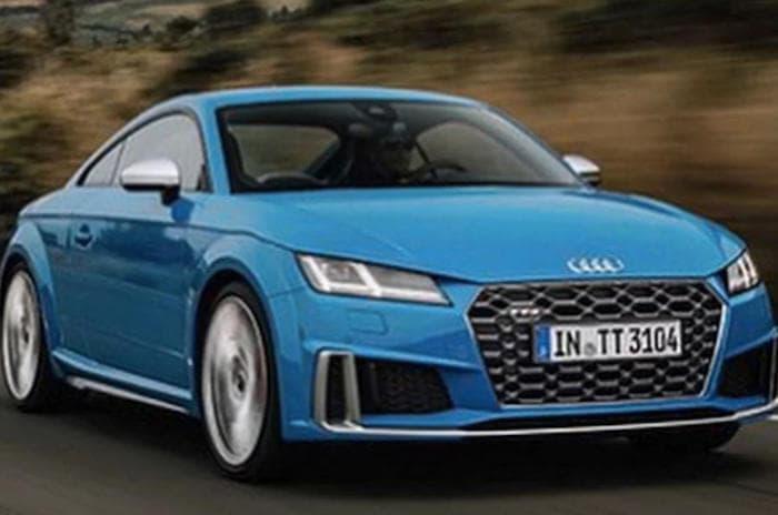 2018 Audi TT Leaked