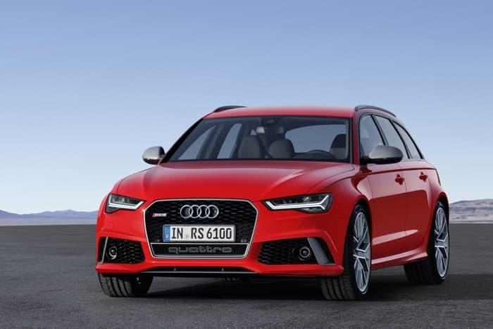 2019 Audi RS6
