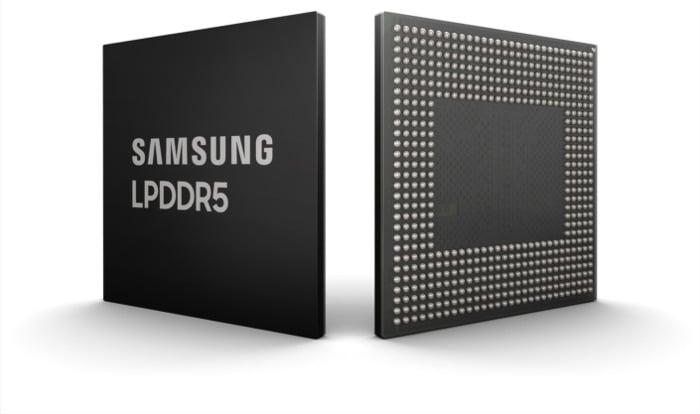 8GB LPDDR5 DRAM