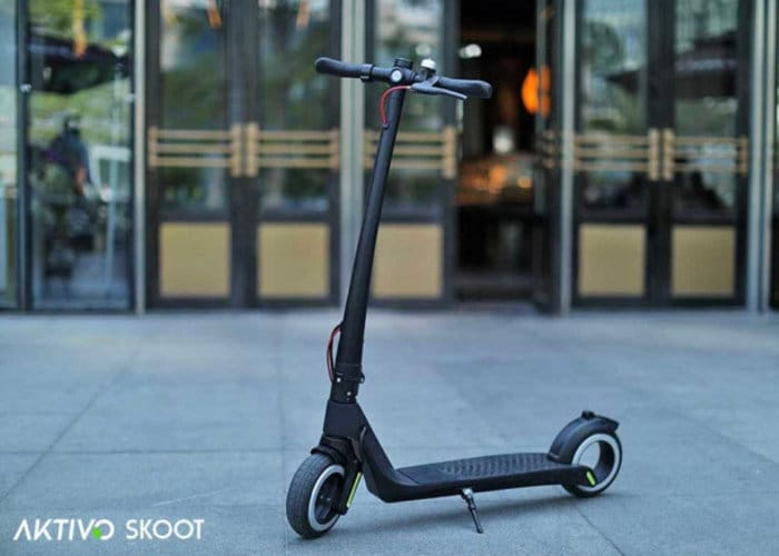 AKTIVO Electric Scooter