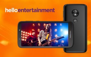Android Go Edition Moto E5 Play Launched