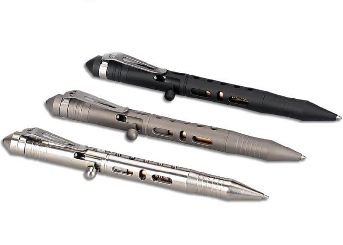 Apex Bolt Action Titanium Pen And Multitool