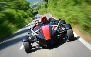 This Is The New Ariel Atom 4 In Action (Video)