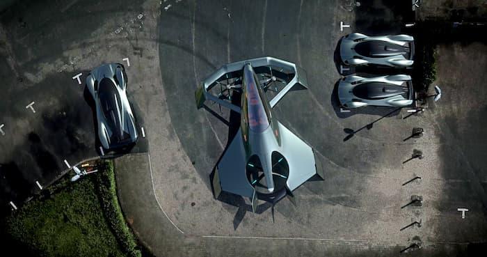 Aston Martin Vision Volante Concept