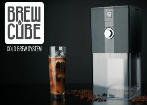 BrewCube Makes Your Perfect Cold Coffee Brew