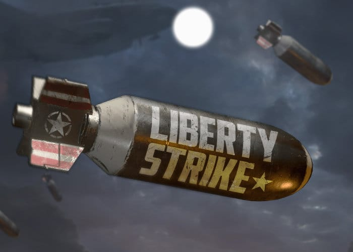 Call of Duty WWII Liberty Strike Event Now On