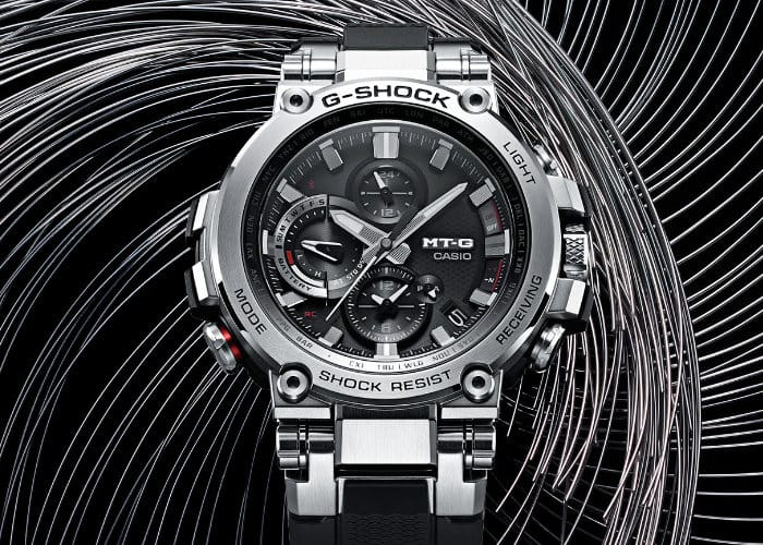Casio G-Shock MT-G Bluetooth Watch