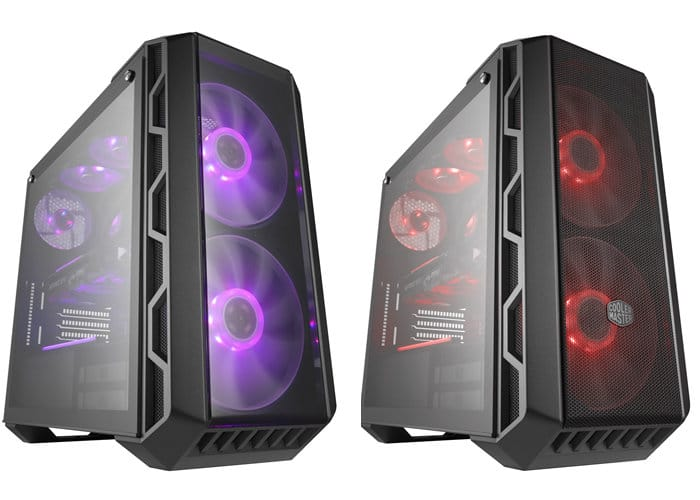 Cooler Master MasterCase H500 PC case