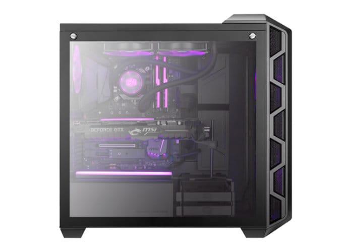 Cooler Master MasterCase H500 PC