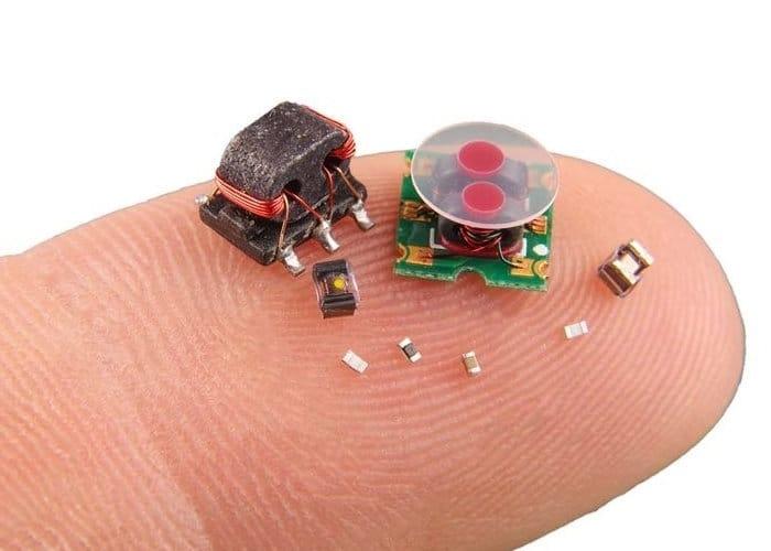 DARPA SHRIMP Robots