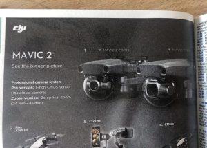 DJI Mavic 2 Pro Drones