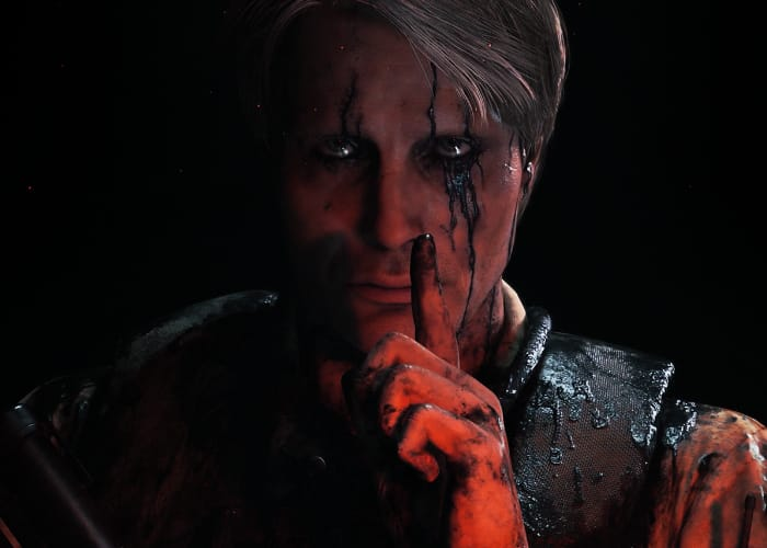 Death Stranding Early Analysis By Digital Foundry