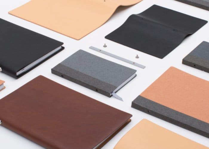 Endeavor Notebook Offers A Unique Refillable Design