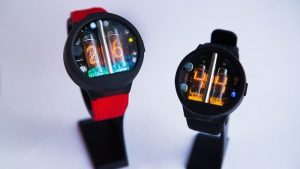 Excellent Nixie Watch
