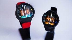Excellent Nixie Watch / ver. 1 Hits Kickstarter