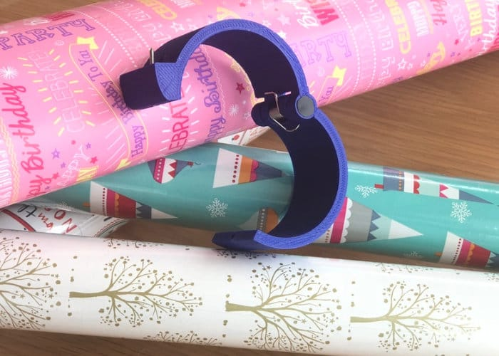 Ezee Cut Wrapping Paper Cutter