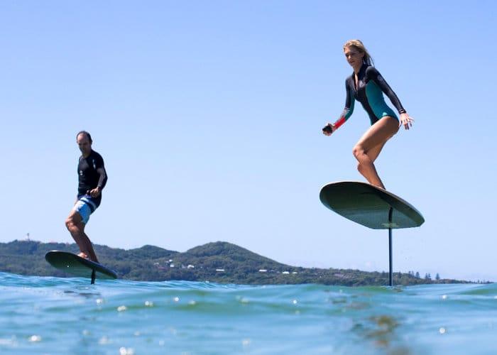 Fliteboard E-Foil Hydrofoil Surfboard
