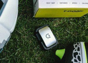 T-Goal Wearable Football Player Data Tracker