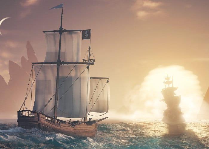 Free Sea of Thieves DLC Cursed Sails