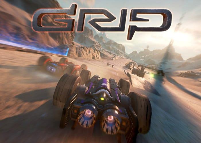 GRIP Combat Racing Carkour Feature