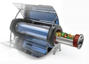 GoSun Fusion Solar Cooker Can Cook Day Or Night
