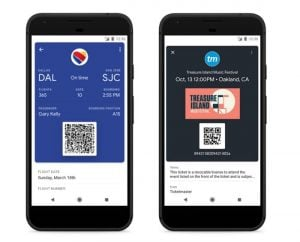 Google Pay Gets Support For Tickets, Boarding Passes And More
