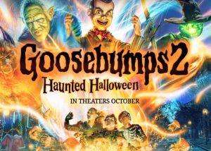 Goosebumps 2 Haunted Halloween Movie Premiers October 2018