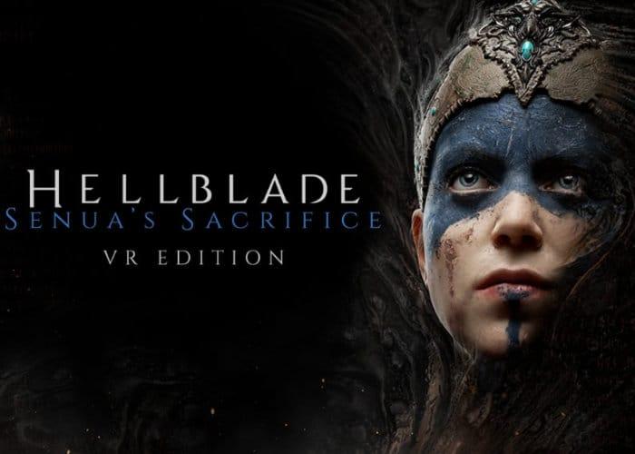 Hellblade VR Senua's Sacrifice