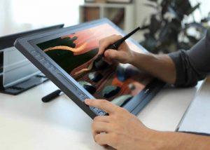 Huion KAMVAS Pro 22 Professional Drawing Tablet Display