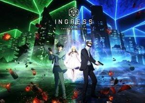 Netflix Ingress Anime Series Premiers October 2018
