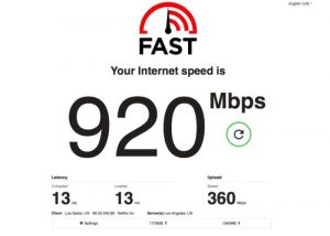 Netflix Internet Speed Test Site Now Measures Latency And Upload Speeds