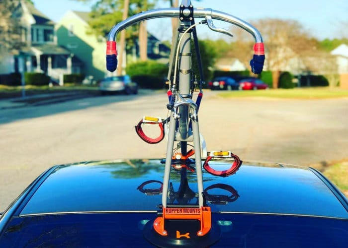 Kupper Mount Bike Rack System