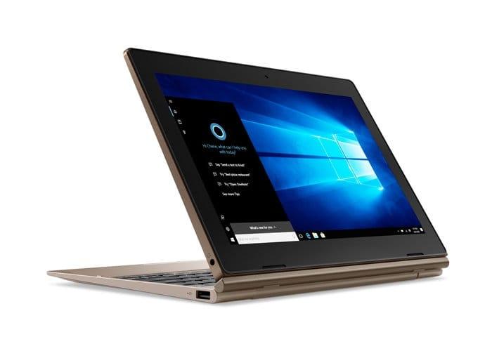 Lenovo Ideapad D3310 Convertible Laptop
