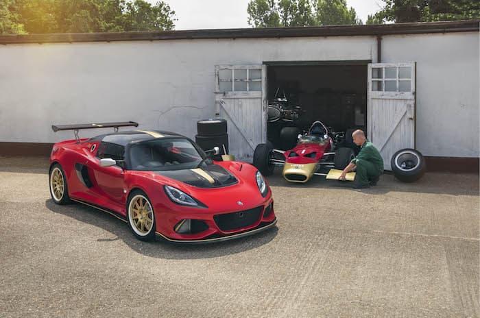 Lotus Exige Type 49 And Exige Type 79