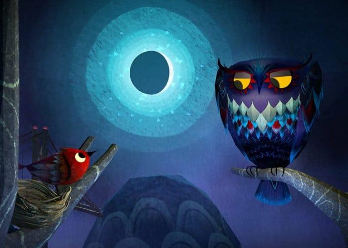 Luna VR And PC Interactive Adventure Game