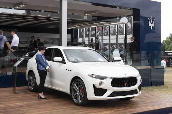 New Maserati Levante GTS Shown Off At Goodwood Geeky Gadgets - Goodwood hardware car show