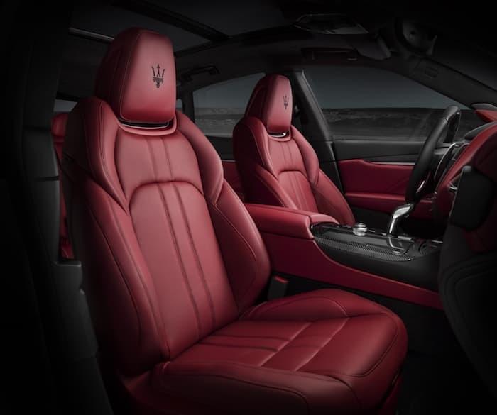 Maserati V8 Levante GTS