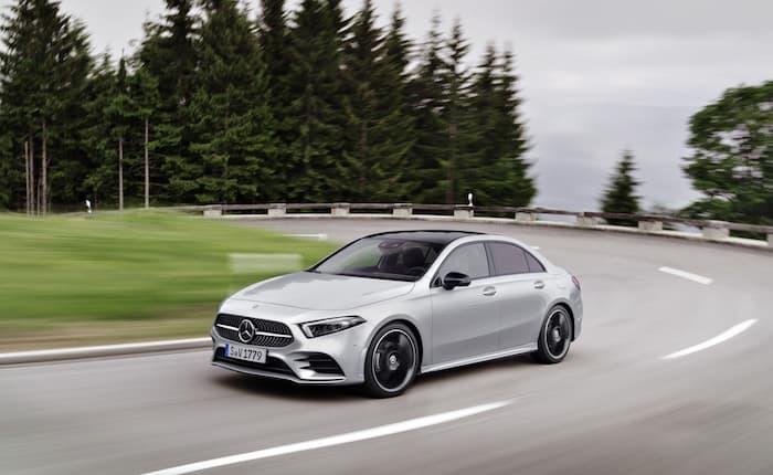 Mercedes A Class Sedan