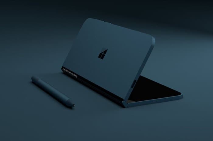 Microsoft Surface Foldable