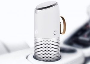 Mini Futurous Air Purifier And HEPA Filter