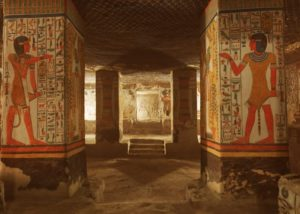 Nefertari VR Experience Lets You Explore 3,000 Year Old Egyptian Tomb