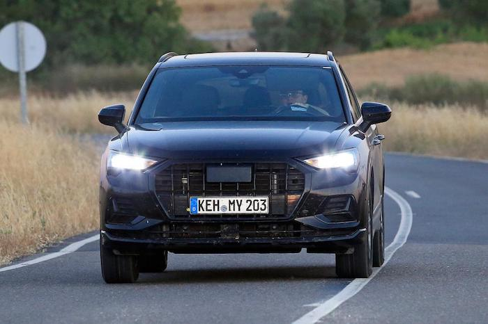 Audi Q3. When Car Makers Are Testing A New ...
