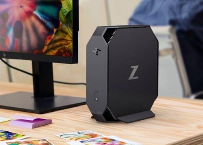 New HP Z2 Mini G4 Mini PC