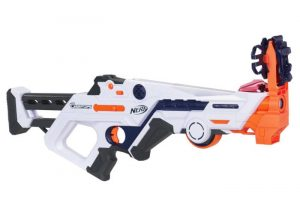 New Nerf Gun Laser Ops Pro Connect To Your Smartphone