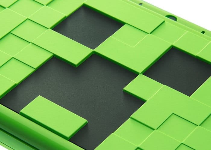 Nintendo 2DS XL Minecraft Creeper