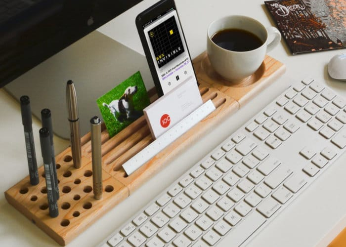 Organise Your Desk Using Blox