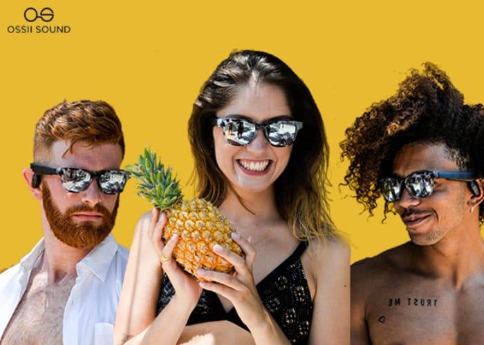 Ossii Sound Bone Conduction Glasses