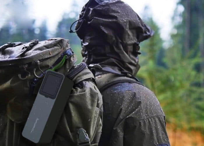 Commence Very Soon Its Designers Explain More About The Inspiration And Process Of Creating Rugged Battery Pack Designing An Outdoor Supply