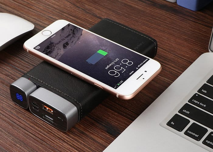 PURIDEA Pro X Pocket Wireless Battery Pack